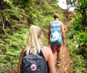 Cosa portare in un viaggio a piedi
